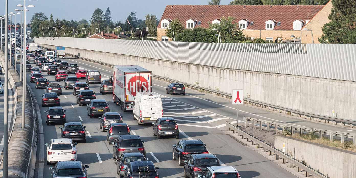 Trafikstøj (foto: Kaj Bonne / Realdania)