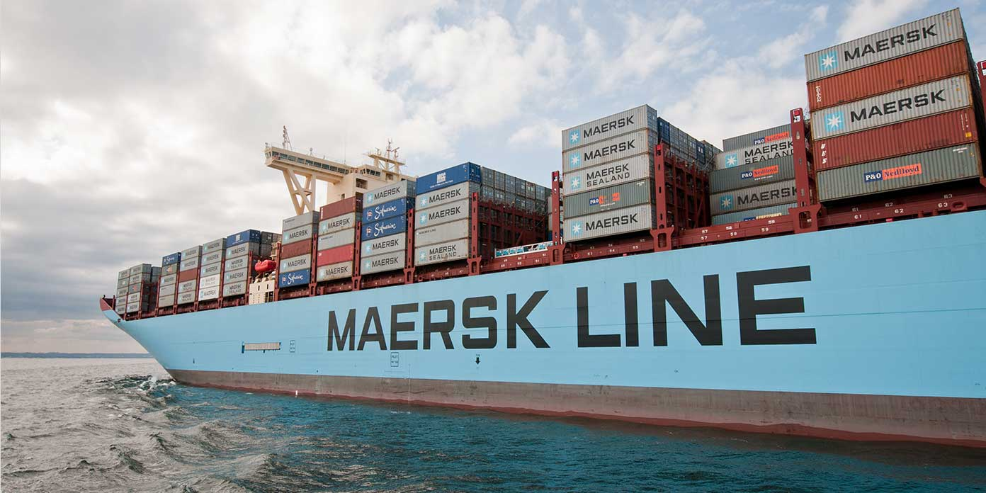Maersk Line (foto: Adobe Stock Photo)